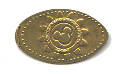 Cast Member and Special Event Pressed Coins