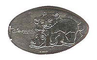 CA0047 Retired Kenai and Koda stretched quarter.