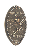 Click here to see any of these tiny Disneyland Pressed Pennies / Elongated Coins up close in Window #1.