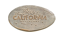 Larger pressed penny image. Select FRAMES in the top right corner or CTRL click to open in a new tab. Default is a pop-up window!