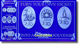 2020 DCA Annual Pressed Nickel Set Marquee 1-31-2020