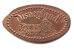 Pressed penny DN0005