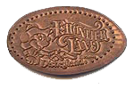 Pressed penny DN0006