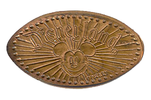 Prototype, Scarce Elongated Coin$