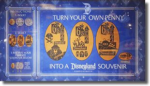 The 60th 1965-1974 Decades pressed penny set 9/25/2015.