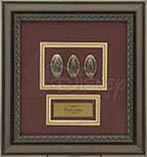 DisneyEars Pressed Penny Framed Sets