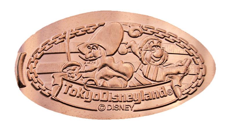 Pressed Penny News - Disneyland pressed pennies 1-1-12 to 12