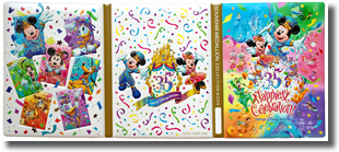 Tokyo Disneyland Penny Collection Book 35th Anniversary