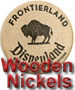 Disneyland Wooden Nickel!