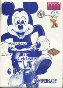 Birthday PNC Mickey Mouse 60th