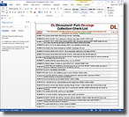 Word .doc format  ParkPennies Guides