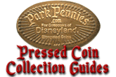 Disneyland Resort Pressed Penny